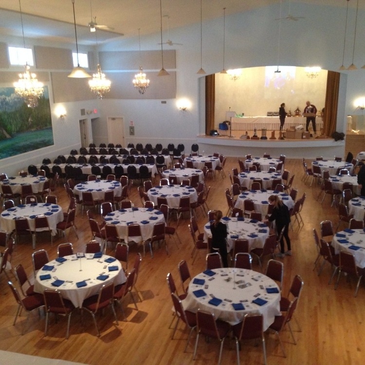 Wedding Rentals Edmonton: The Slovenian Hall Of Edmonton